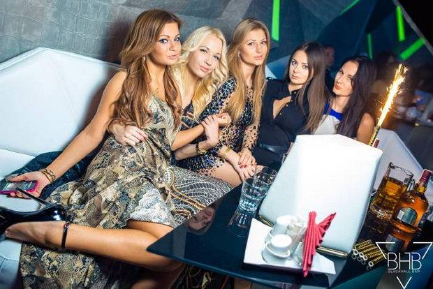 autumn parties in minsk clubs