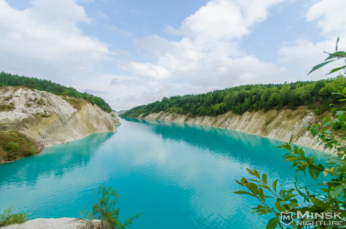 Car And Driver 10 Best >> Amazing blue lakes in Belarus | Minsk Nightlife