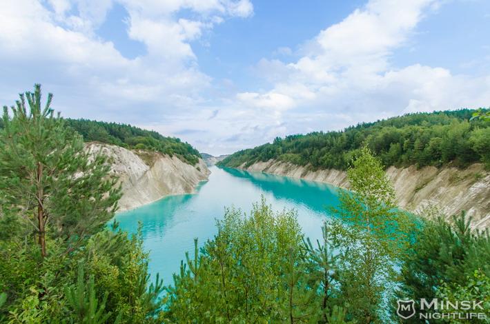 beautiful lakes in belarus
