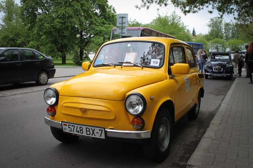 retro-car minsk