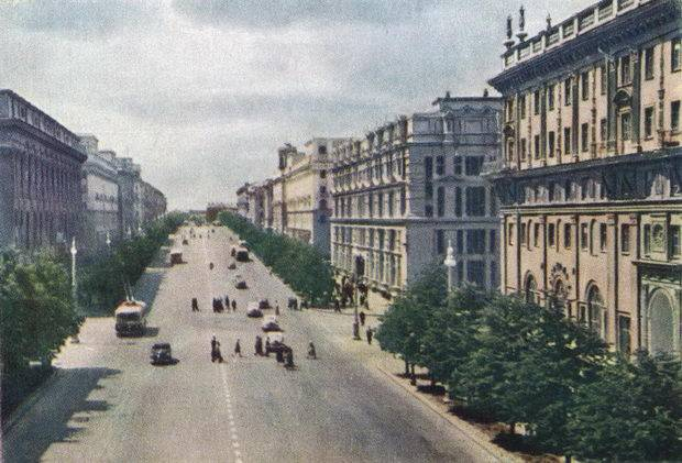 old photos minsk