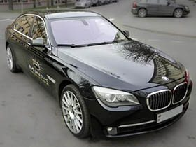bmw 740 rent in minsk
