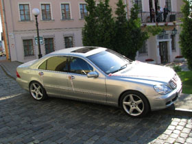 mercedes rent in minsk