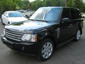 range rover rent in minsk