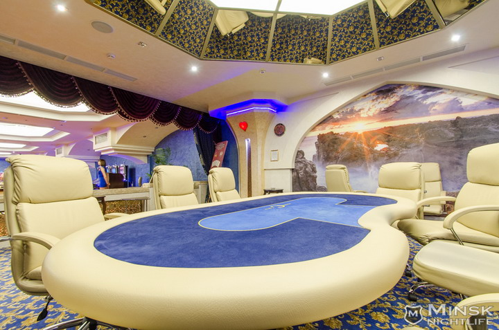 poker rooms in minsk