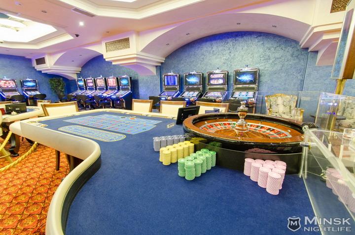 Casino Victoria in Minsk Job Croupiers Schule