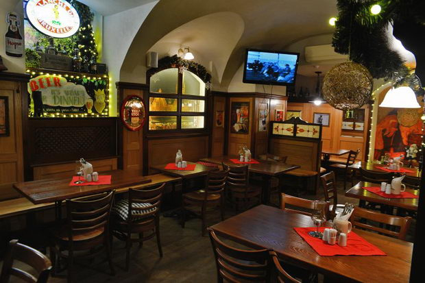 minsk bar gambrinus