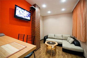 2 room apartment minsk