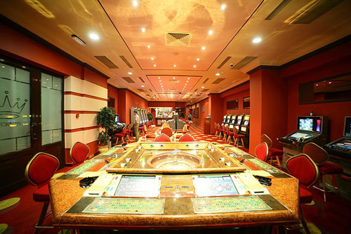 princess casino gambling room