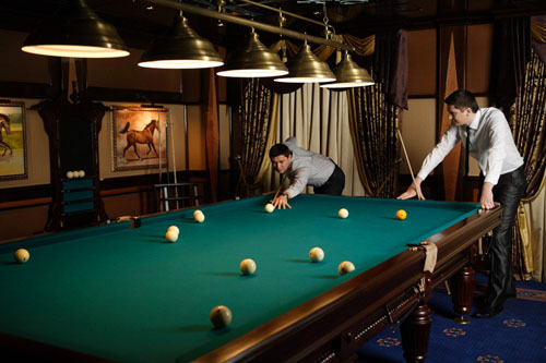 shangri la casino billiards