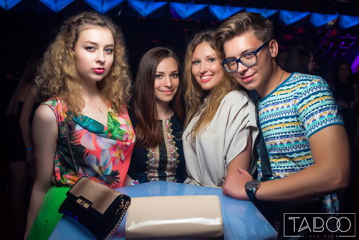 taboo club in minsk